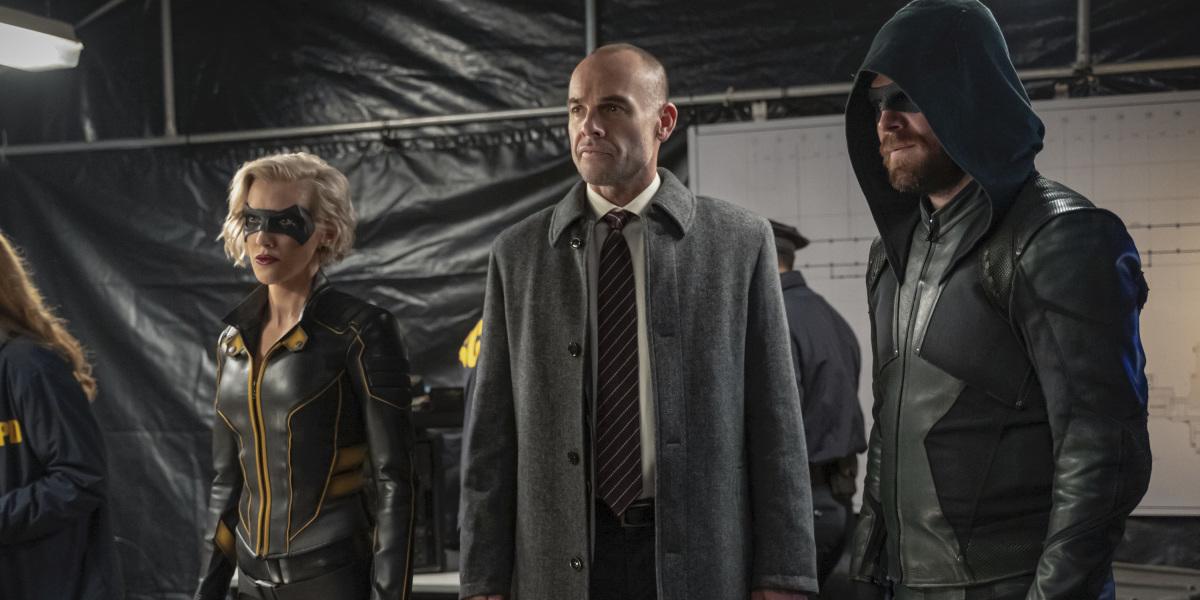 Arrow season 8 episode 6