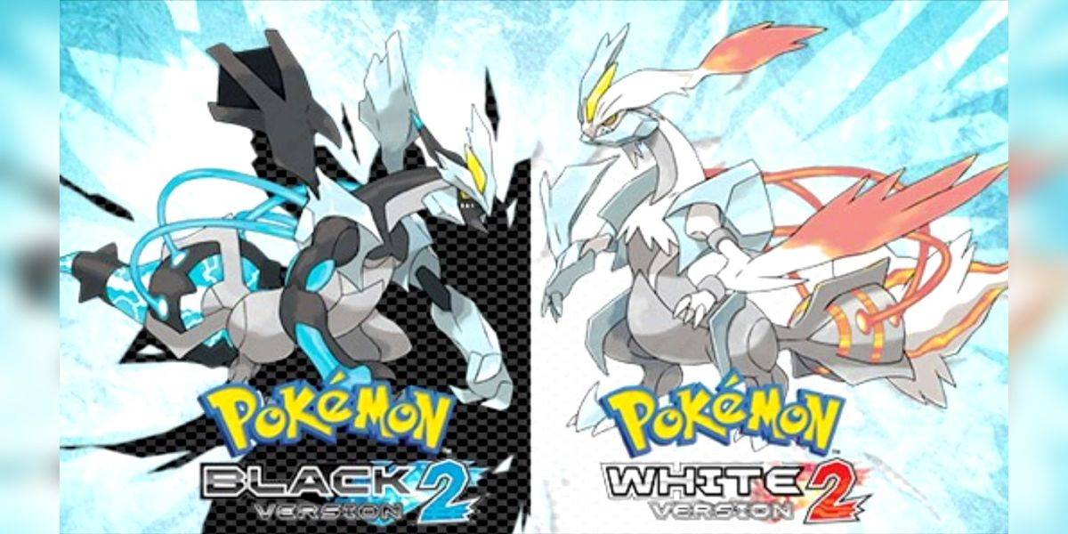 best Pokémon games black 2 white 2