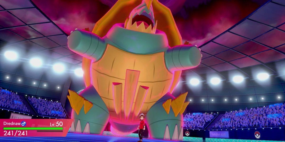 gigantamax battles