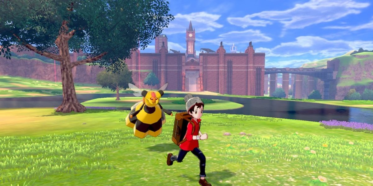 Pokémon sword and shield review wild area