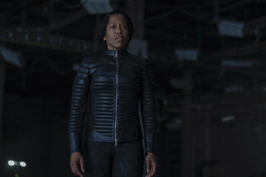 Angela Abar in Watchmen