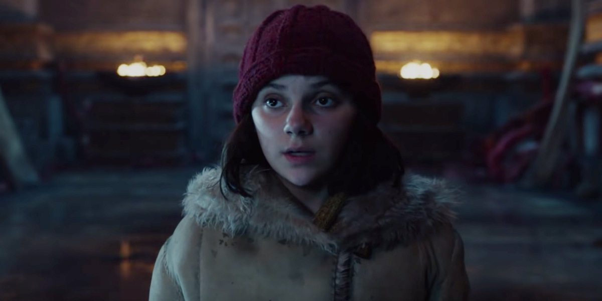His Dark Materials 1x07 lyra