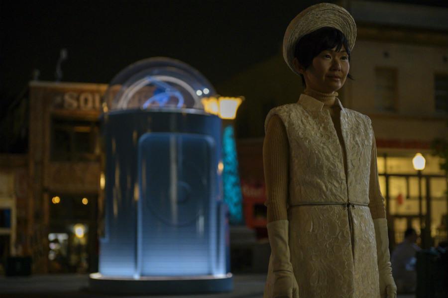 Lady Trieu in Watchmen