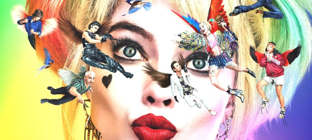 'Birds of Prey and the Fantabulous Emancipation of One Harley Quinn' movie, TV, book release dates
