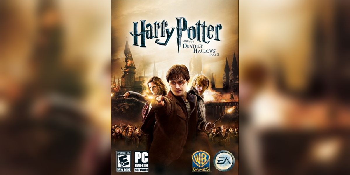 harry potter and the deathly hallows part 2 pc video game