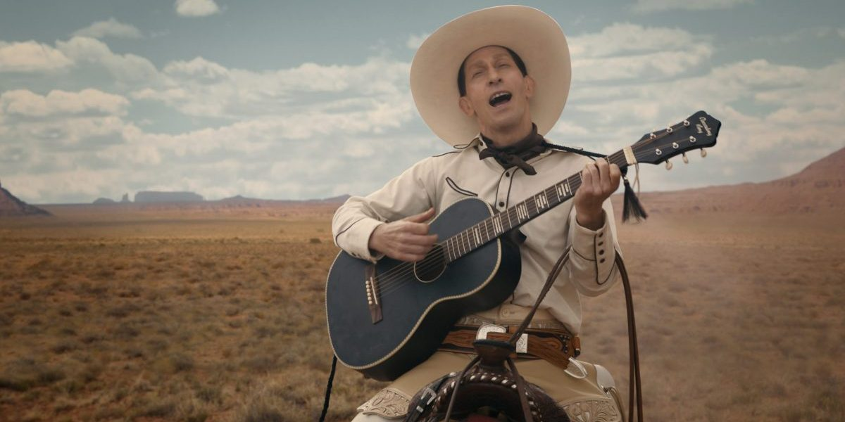 streaming movies buster scruggs