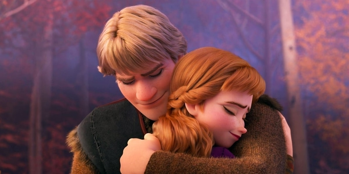Frozen 2 Anna And Kristoff Are One Of The Healthiest Movie