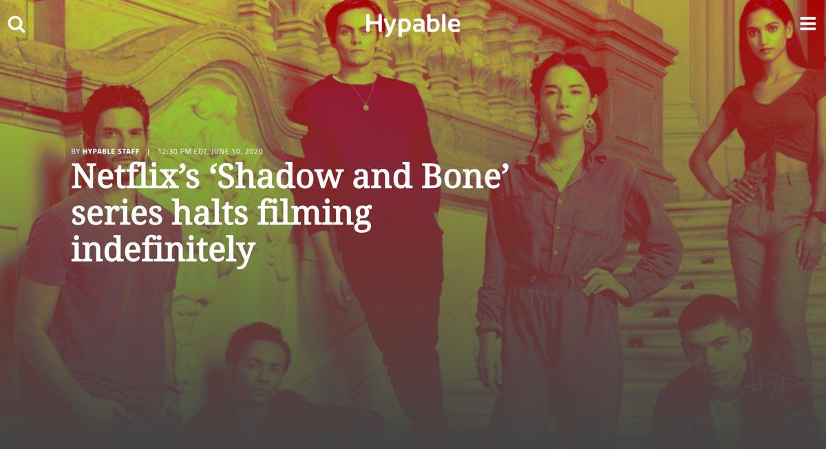 fandom headlines shadow bone