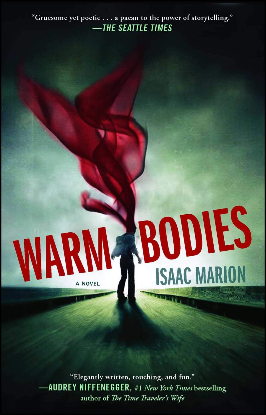 book-to-tv adaptation warm bodies