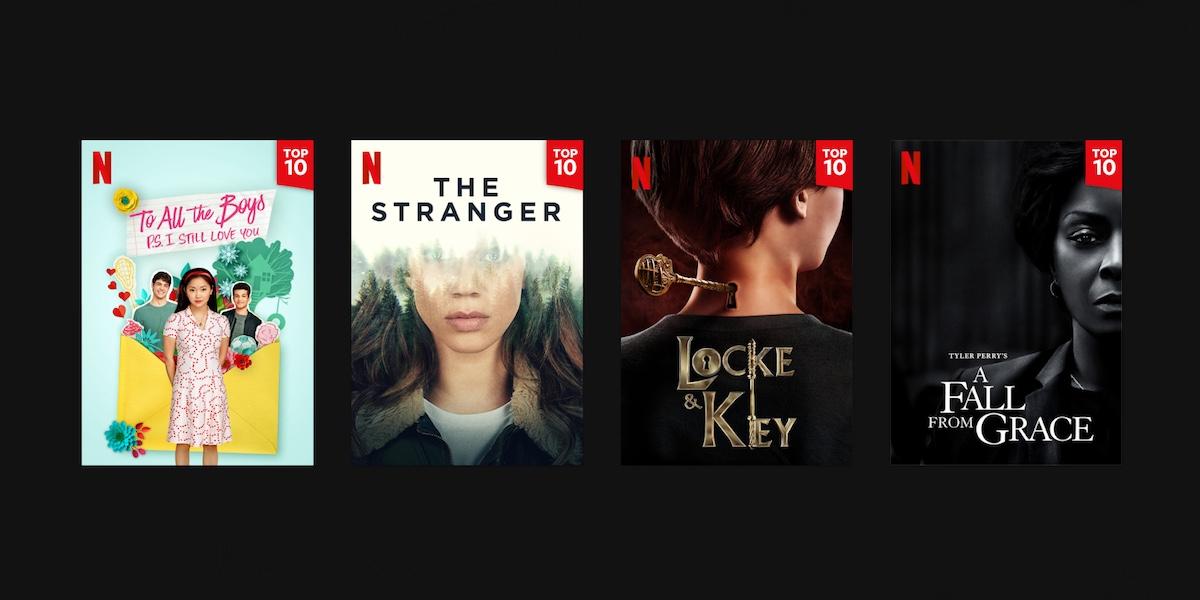 Top 10 Netflix