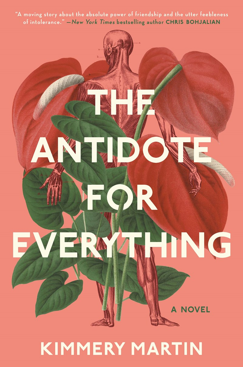 the antidote for everything, kimmery martin