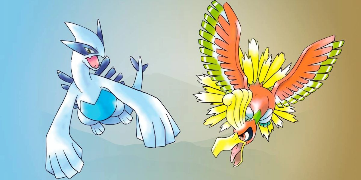 Pokémon gold and silver best nintendo games