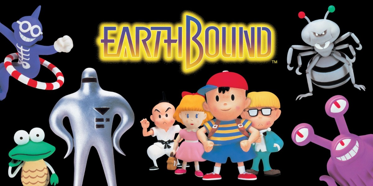 snes earthbound mother 2