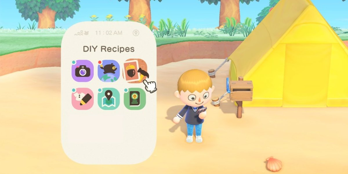 what to do in animal crossing diy