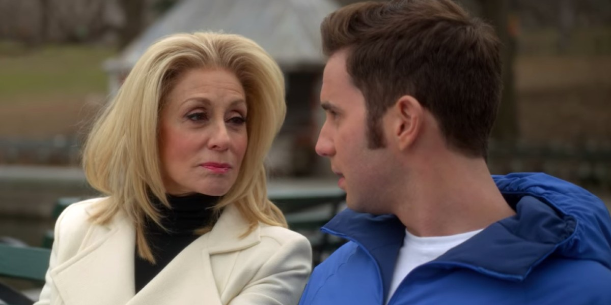 The Politician season 3 judith light president