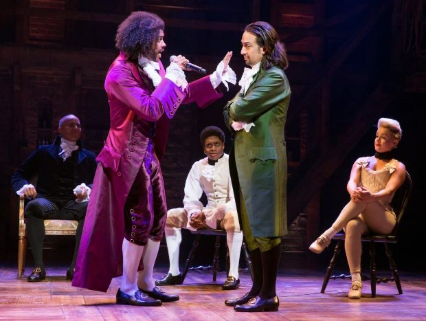Hamilton Characters Who Are These People What Is This Musical