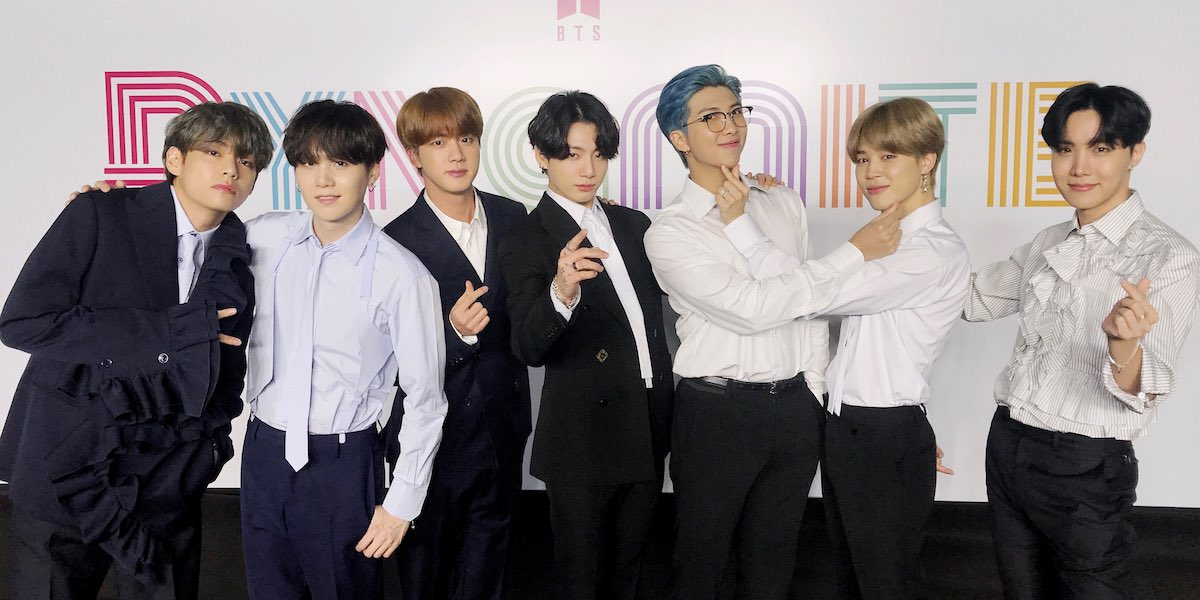Bts Dynamite Press Conference Bangtan Talks Overcoming Challenges